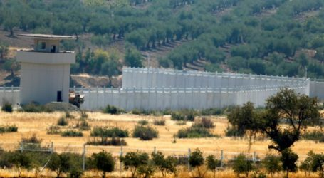 Turkey to Complete Syria Border Wall by February