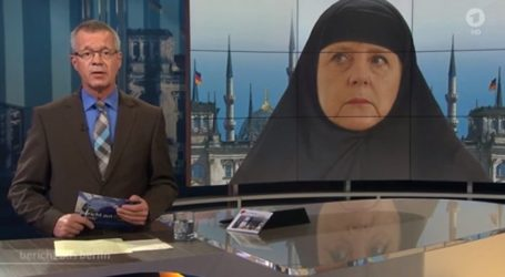 Merkel Sees Burqa as Religious Freedom but Backs Limited Ban