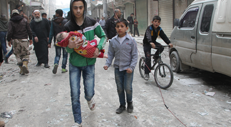 More Than 230 Civilians Killed in Aleppo Since Truce End