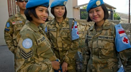 Indonesia Committed to Supporting UN Peacekeeping Mission