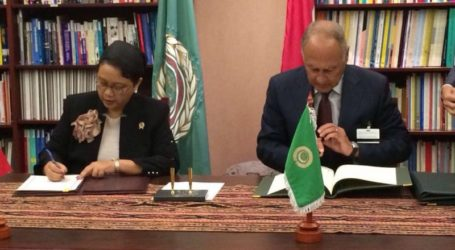 Indonesia, Arab League Agree to Enhance Concrete Cooperation
