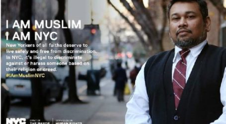 NYC Mayor Launches Campaign To Halt Anti-Muslim Violence
