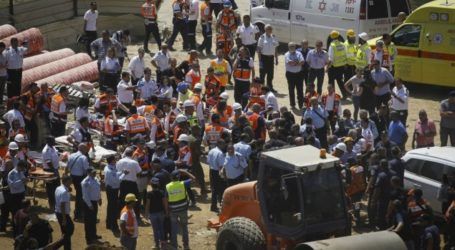 One Builder Dies, Others Wounded in Tel Aviv Building Collapse