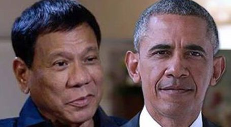 Duterte Arrives in Laos, Set to Meet Obama Today