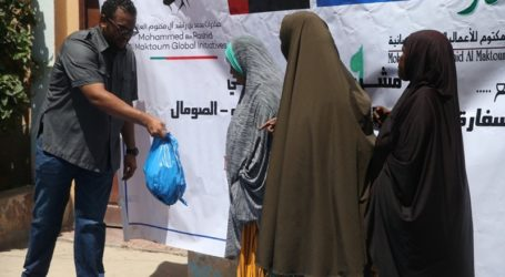 UAE Embassy Oversees Distribution of Sacrificial Meat in Somalia