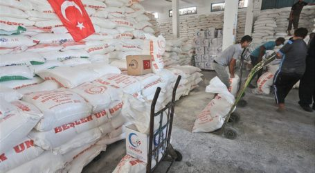 Turkish Delegation Arrives In Gaza For Aid Distribution