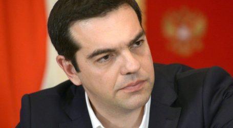 Greek Premier Calls on EU to Deliver on Refugee Deal