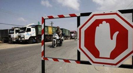 IOA Closes Karam Abu Salem Crossing