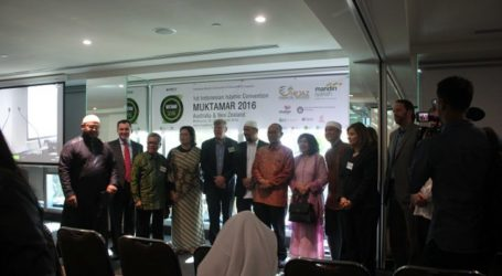 Indonesian Muslims in Australia and New Zealand to Set up Communication Forum