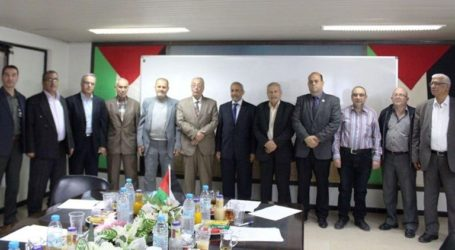 Palestinian MPs Meet With South African Delegation
