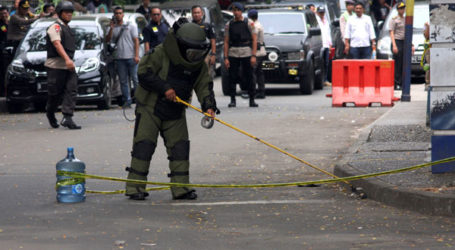 IS-Linked Man Attacks Police in Indonesia's Banten Province, Injuring 5