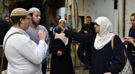 Israel 'Campaigns to Change the Status Quo at al-Aqsa'