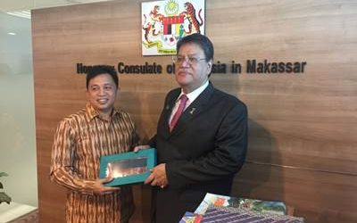 Malaysia Names Indonesian VP's Brother Honorary Consul