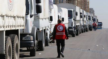Aid Trucks for Aleppo Still at Border : UN Official