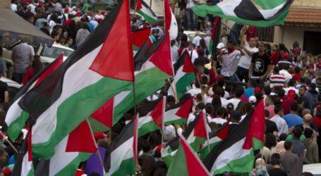 Hashtag Free Palestine Top Ranking on Twitter