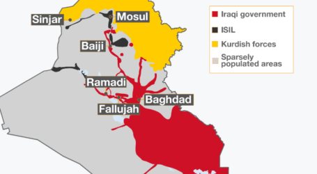 ISIL Strengtenth Resistance in Mosul While Iraq Advances Moves