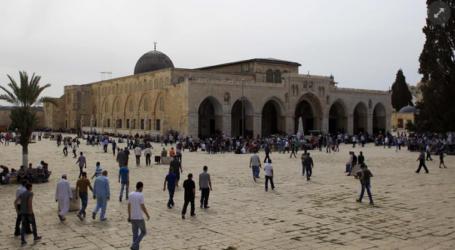Israel Installs Special Sensors at Al-Aqsa Mosque