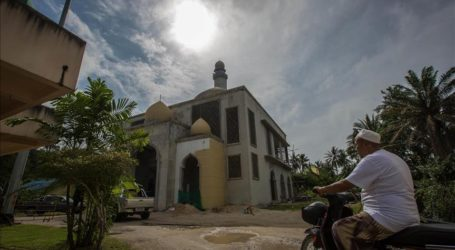 Mosque Construction Shows Growth of Islam in Thailand