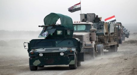 Iraqi Paramilitary Forces Retake IS-Held Tal Afar Airport