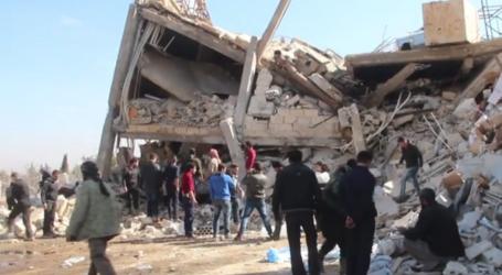 "US Condemns ""Horrific"" Attacks on Hospitals in Aleppo"