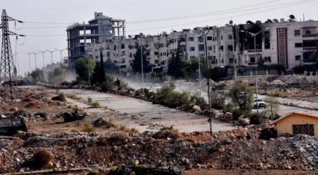 Nearly One Million Syrians Living Under Siege, Says UN