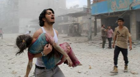 US-Led Coalition Accused of Killing Civilians in Raqqa Airstrikes