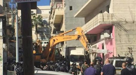 Israel Municipality Demands Immediate Demolition Of Palestinian Homes