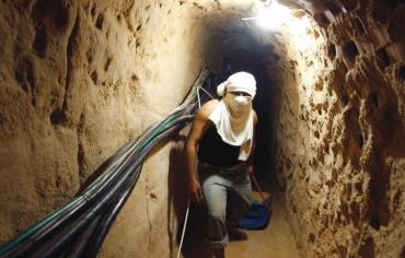 Two People Die in Gaza Tunnel Collapse