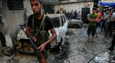 3 Palestinians Killed in Shooting Incident in Lebanon's Ain al-Hilweh Refugee Camp