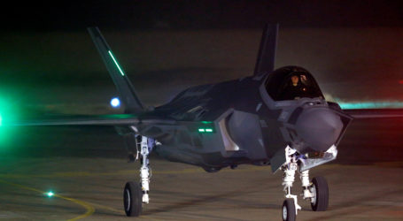 Israel Receives Two Stealth F-35 Fighter Jets