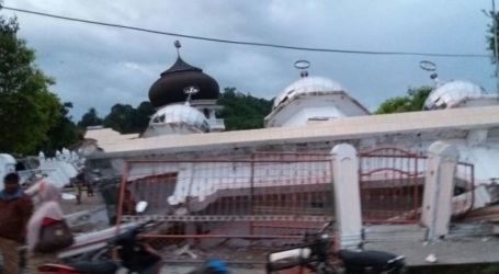 Several  Dead after Earthquake Hits Aceh, Indonesia