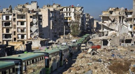 """""""Aleppo Is Now a Synonym For Hell"""", Says Outgoing UN Chief Ban Ki-moon"""