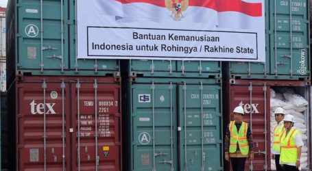 Myanmar Expresses Gratitude for Indonesia`s Humanitarian Assistance