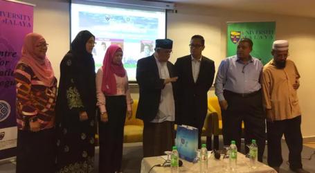 MAPIM President Called on Muslim to Pray for Food Flotilla Volunteers