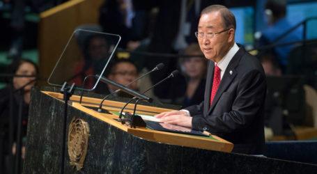 "UN Honours Outgoing Chief Ban Ki-moon, ""a Child of the UN"""