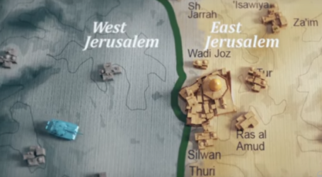 New video explores Israel's strategy toward occupied East Jerusalem