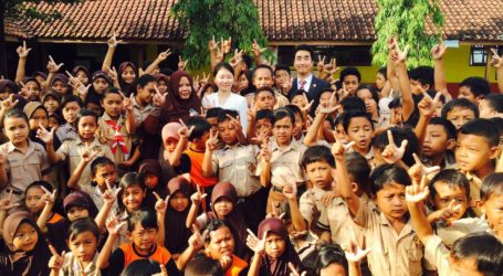 IPYG Invites Indonesian Youths to Join in Efforts for the Quest of World Peace