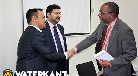 Suriname and Guyana Officials Participate in Islamic Bank workshop