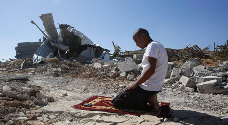 Arab-Israelis Issue Strike Call After Home Demolitions