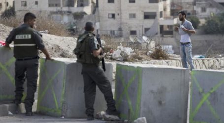 Israeli Forces Crack Down on Palestinian Protesters in West Bank