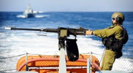 Israeli Navy Opens Fire at Palestinian Fishermen off Gaza