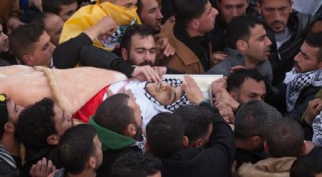 Palestinian Killed over Alleged Stabbing Attempt