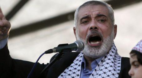 Palestinians Protest at US Designation of Hamas Leader as Terrorist