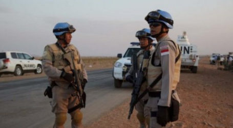 239 Indonesian Peacekeepers Survive Plane Engine Failure in West Darfur