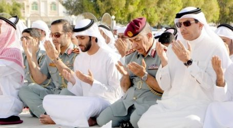 Rain Prayers Held at 300 Mosques and Mussalahs in UAE