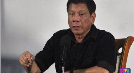 Duterte Allows Malaysia-Indonesia Help against Pirates