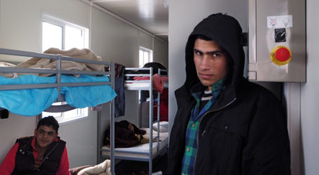 Mapim to Build 1,000 Container Homes for Syrian Refugees