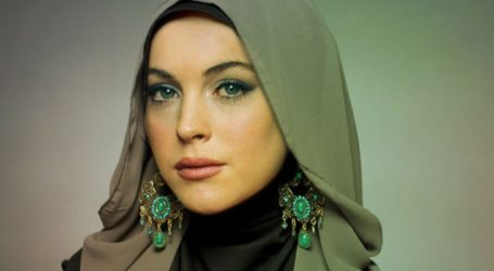 Was Lindsay Lohan's Saudi Boyfriend Behind Her 'Embracing Islam'?