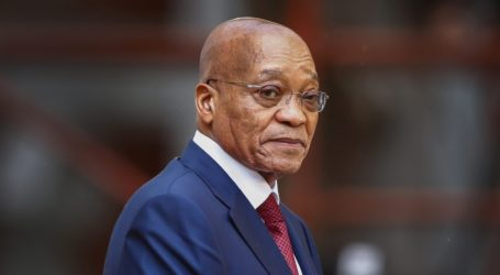 South Africa President Tells People Not To Visit Israel