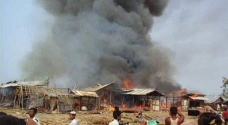 'Hundreds of Rohingyas' Killed in Myanmar Crackdown